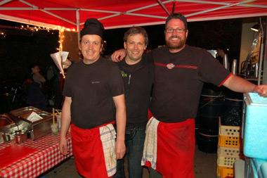 Team MeetFactory Praha Lokal Burger 2011